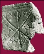 Làpida paleocristiana