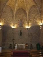 Interior del temple